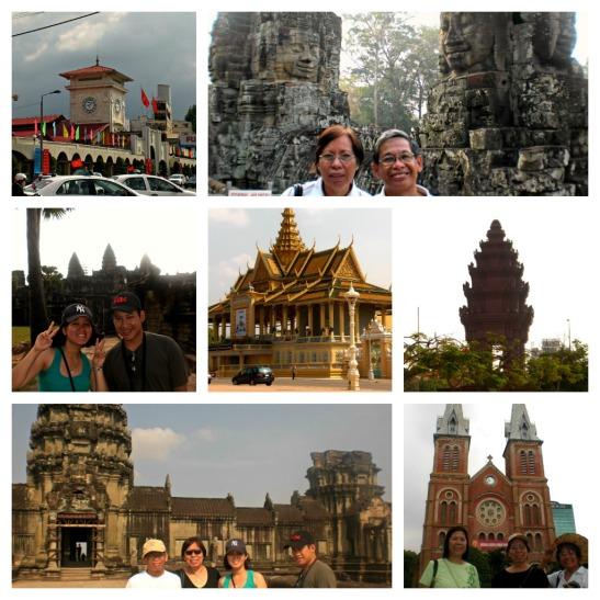 around Southeast Asia