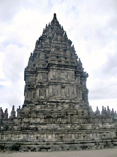 Candi Prambanan (Prambanan Temple), Yogyakarta, Indonesia