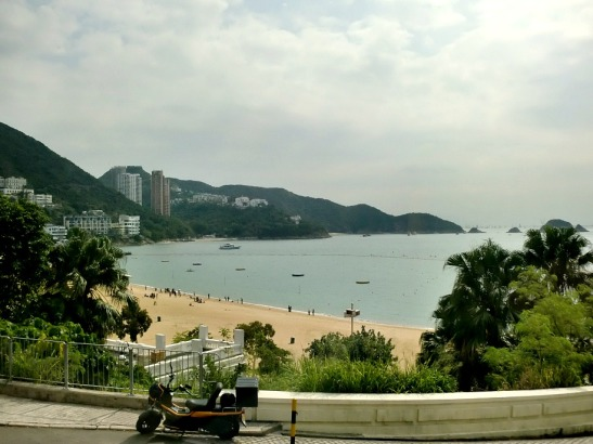 I never thought Hong Kong would have a beach this beautiful!