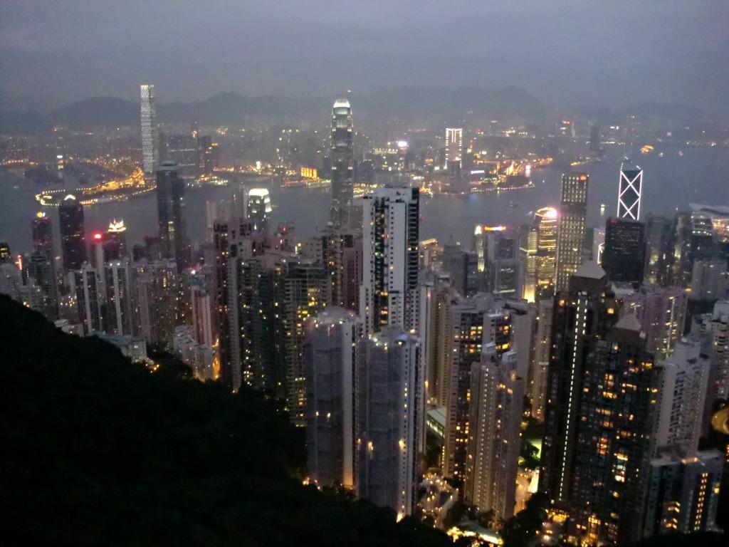 Victoria Peak, Hong Kong Island, Hong Kong