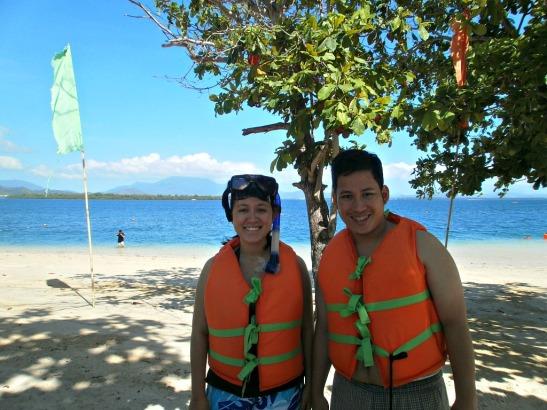 Cowrie Island, Honda Bay, Puerto Princesa, Palawan