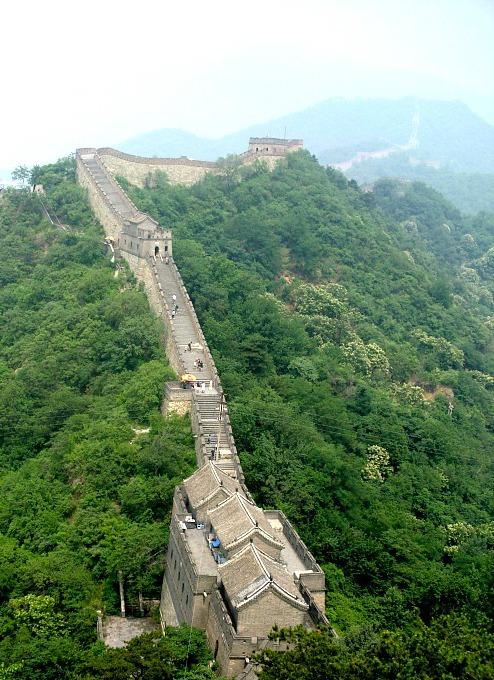 Great Wall; Beijing, China