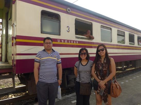 DIY Bang Pa-In travel