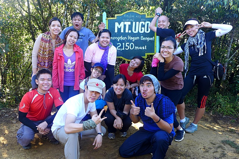 Mt. Ugo Climb; Mt. Ugo Traverse; Mt. Ugo Trekking; Backpacking Philippines;