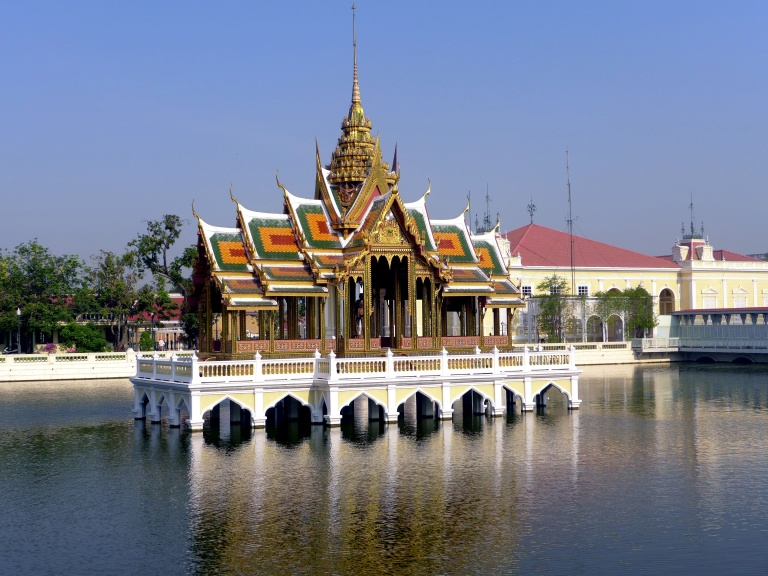 DIY Bang Pa-In Thai Summer Palace
