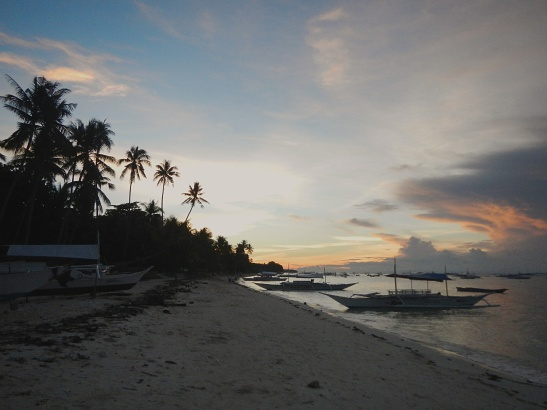 Panglao Island Hopping Tour