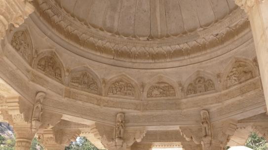 Gaitor Gate, Jaipur