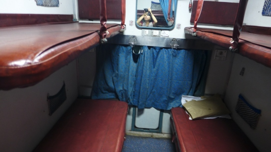 Intercity Express Agra to Delhi AC 2 Tier