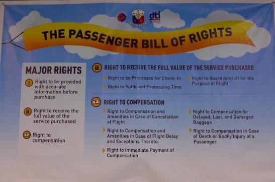Passenger Bill of Rights