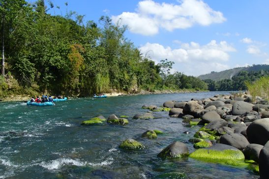 White Water Rafting in CDO